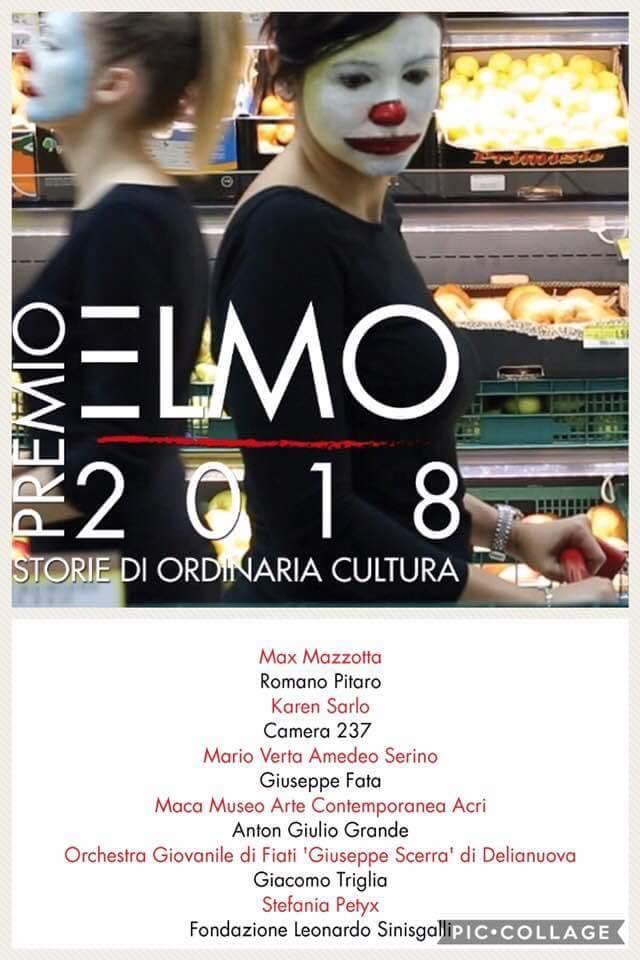 premio elmo 2018